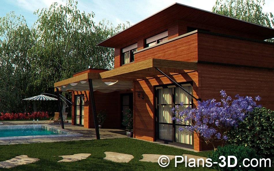 3D réalisée pour Plans-3D.com en tant que Démo
