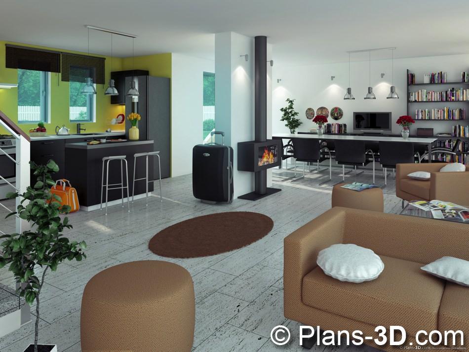 3D réalisée pour CTVL